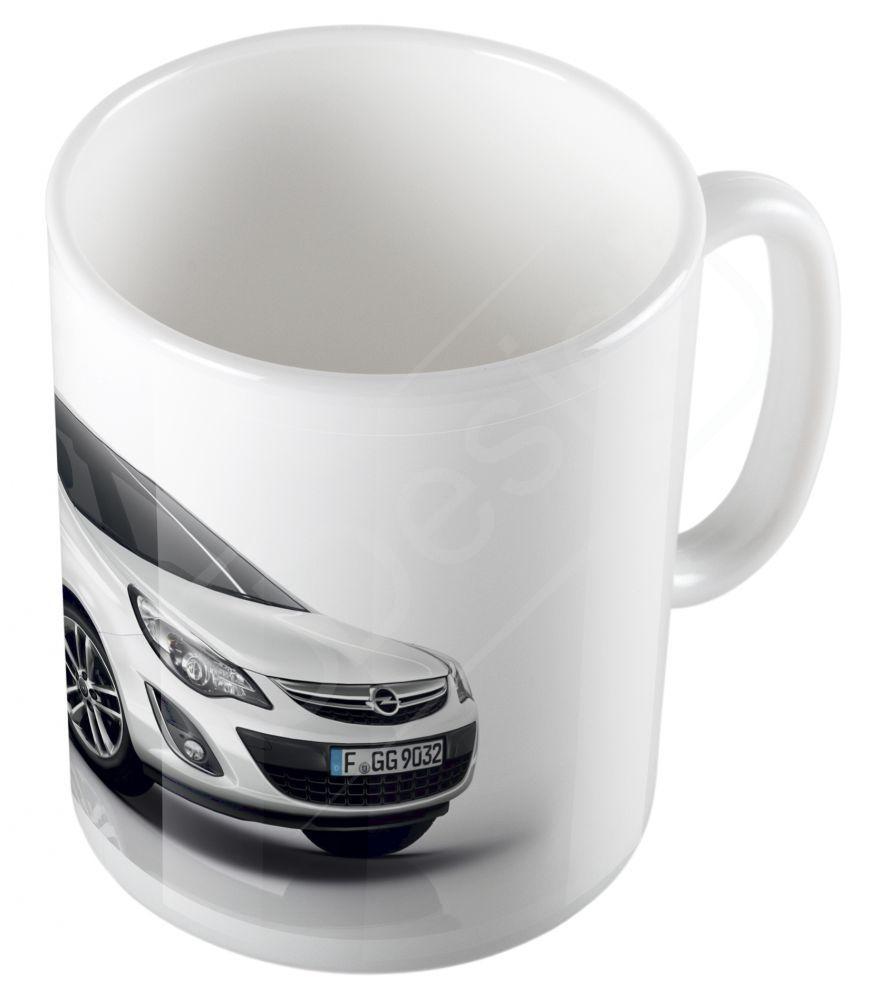 Autók - Opel Corsa bögre