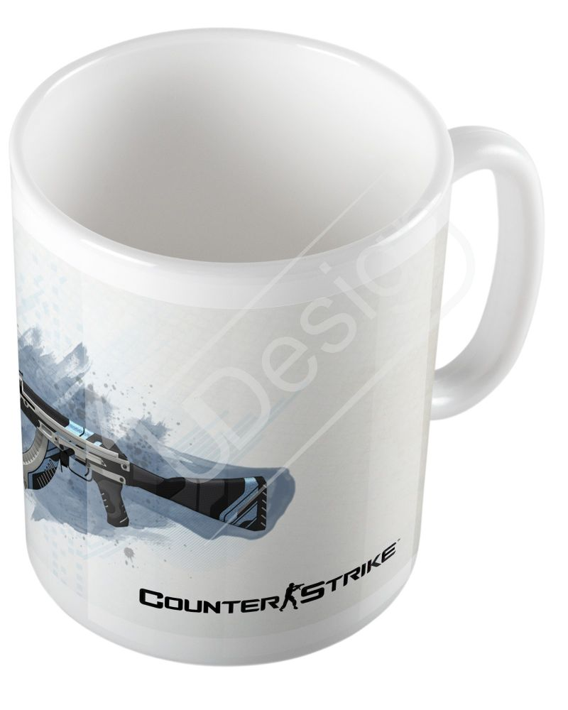 CS - Counter Strike bögre - CS3