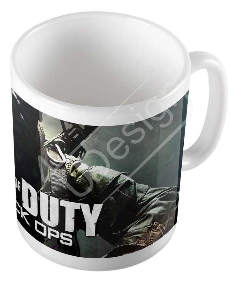 COD - Call of Duty bögre - COD1