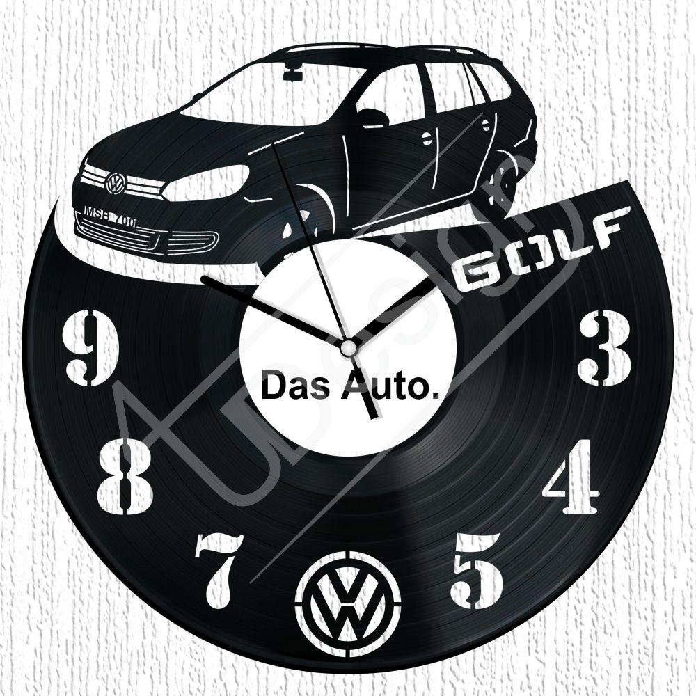 Volkswagen Golf Variant hanglemez óra