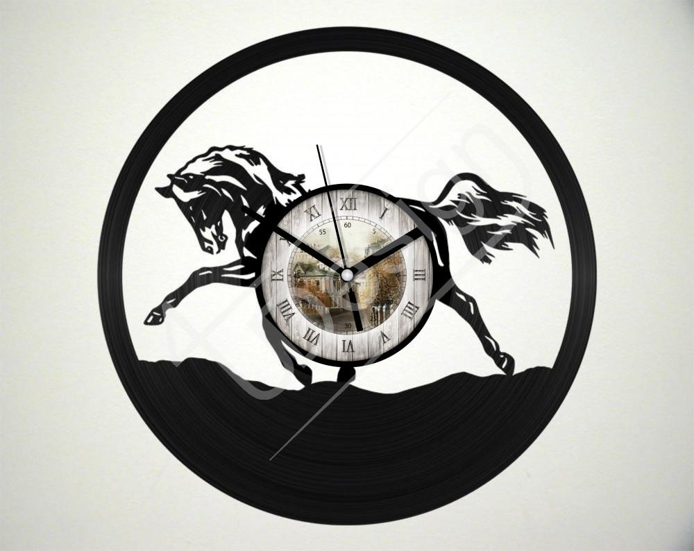 Ló hanglemez óra