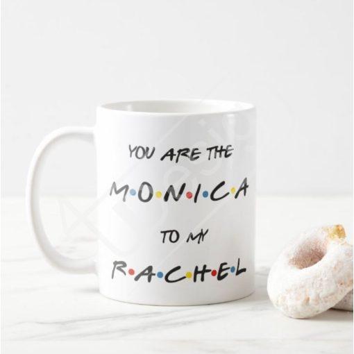Jóbarátok - Monica és Rachel bögre