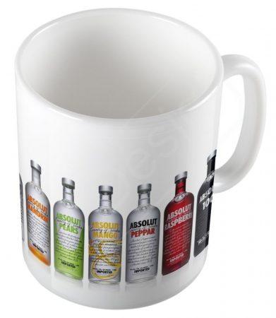 Absolut Vodka bögre