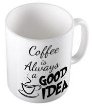 Coffee idea bögre