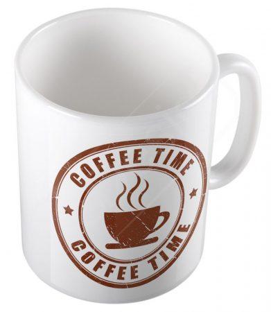 Coffee time bögre