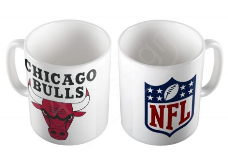 NFL - Chicago Bulls bögre - NFL06