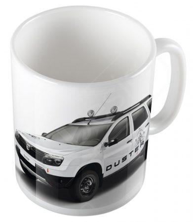 Autók - Dacia Duster bögre