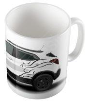 Autók - Opel Mokka bögre