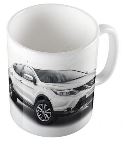 Autók - Nissan Qashqai bögre