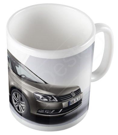 Autók - Volkswagen Passat bögre