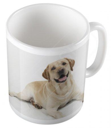 Kutya - Labrador bögre