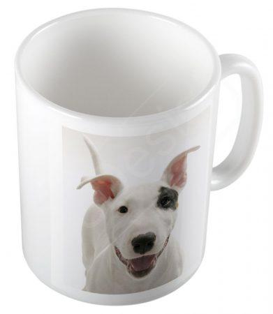 Kutya - Bullterrier bögre