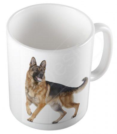Kutya - Németjuhász bögre