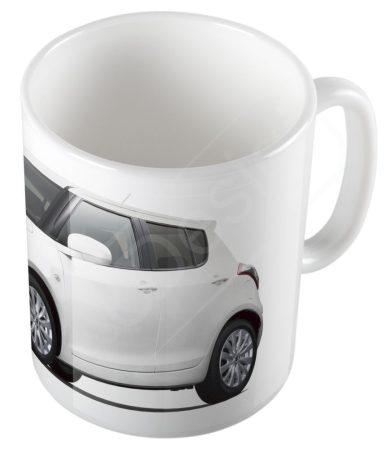 Autók - Suzuki Swift bögre