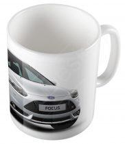Autók - Ford Focus bögre