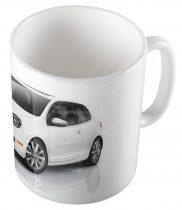 Autók - Volkswagen Golf bögre