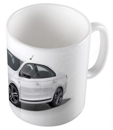 Autók - Skoda bögre