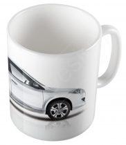 Autók - Renault Fluence bögre