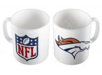 NFL - Denver Broncos bögre - NFL05