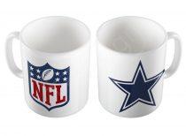 NFL - Dallas Cowboys bögre - NFL04