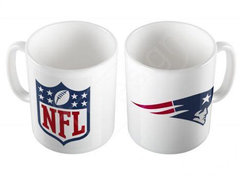 NFL - New England Patriots bögre - NFL03
