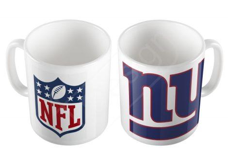 NFL - New York Giants bögre - NFL02
