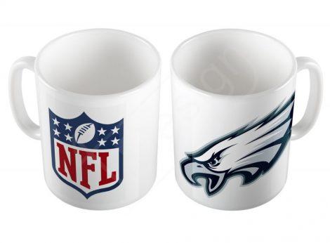 NFL - Philadelphia Eagles bögre - NFL01
