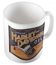 Retro Harley Davidson olaj bögre - MOT02
