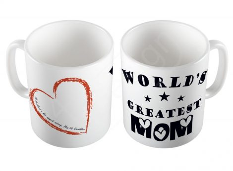 World's Greatest Mom bögre