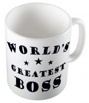 World's Greatest Boss bögre