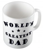 World's Greatest Dad bögre