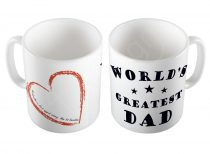 World's Greatest Dad bögre