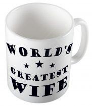 World's Greatest Wife bögre