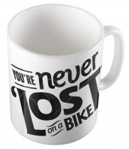 Never Lost CYCLIST  bögre