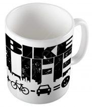 Bike Life CYCLIST  bögre