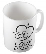 Love Cycling CYCLIST  bögre