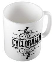 Cyclorama CYCLIST  bögre