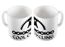 Cool Cycling CYCLIST bögre