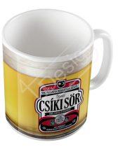 Csíki sörös bögre - SOR3