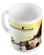 CS - Counter Strike bögre - CS1
