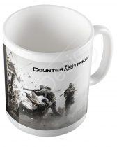 CS - Counter Strike bögre - CS6