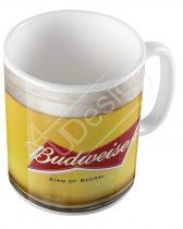 Budweiser sörös bögre - SOR6