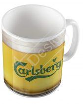 Carlsberg sörös bögre - SOR7