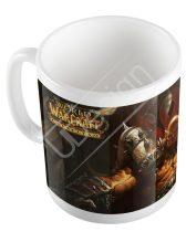 WOW World of Warcraft bögre - WOW4