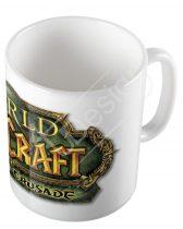 WOW World of Warcraft bögre - WOW7
