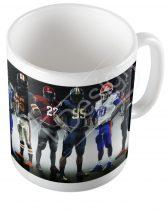 NFL - amerikai futball bögre - NFL09