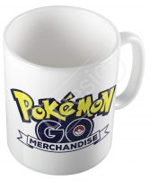 Pokémon Go bögre - PG2
