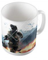 COD - Call of Duty bögre - COD10