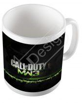 COD - Call of Duty bögre - COD11