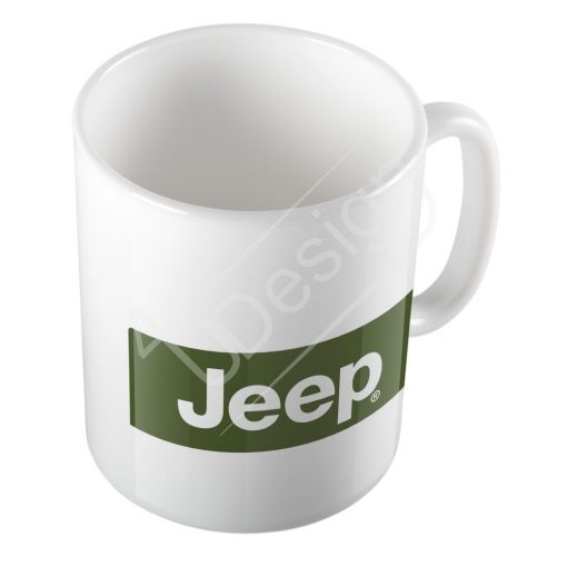 Jeep bögre - ALO20